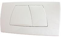geberit bet tigungsplatte dr ckerplatte twinline nr farbe weiss alpin. Black Bedroom Furniture Sets. Home Design Ideas